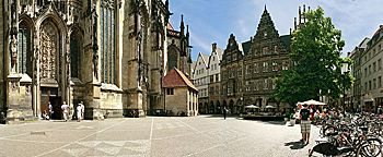 Lambertikirchplatz  Münster