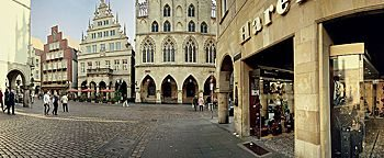 Michaelisplatz Münster