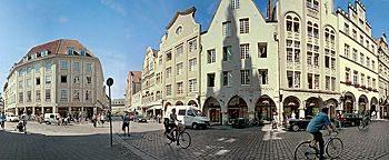 Prinzipalmarkt Süd Münster