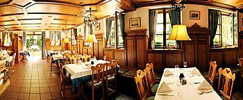 Restaurant Landhotel Martinshof München
