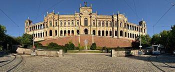 Maximilianeum  München