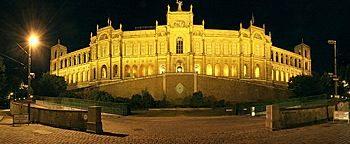 Maximilianeum Nacht München