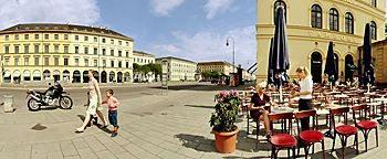 Odeonsplatz München