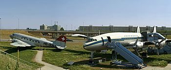 Oldtimer-Flugzeuge München