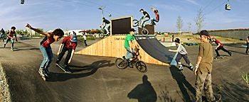Skaterpark BUGA 2005München