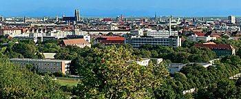 Stadtpanorama München München