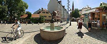 Wiener Platz München