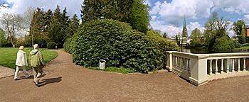 Schlossgartenpromenade  Oldenburg