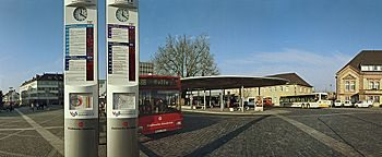 Bussteig 1 Osnabrück