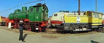 Eisenbahn-Loks Osnabrück