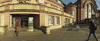 Hbf-Seiteneingang Osnabrück