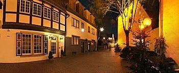 Marienstraße zur Weihnachtszeit Osnabrück