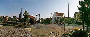 Rißmüllerplatz Osnabrück