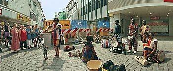 Straßenmusiker Osnabrück