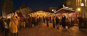 Weihnachtsmarkt am Theater  Osnabrück