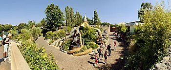 Fantasy Garden Phantasialand