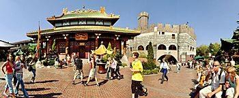 Feng Ju Palace Phantasialand