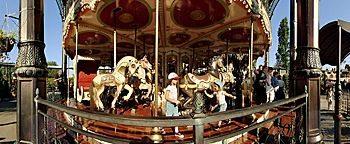 Karusell Phantasialand
