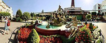 Neptunbrunnen Phantasialand