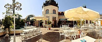 Restaurant Cristallion  Phantasialand