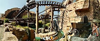 Stonewash Creek Phantasialand