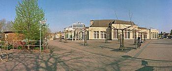 Bernburgplatz  Rheine