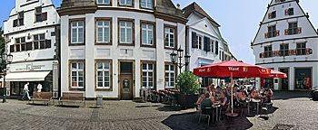Marktplatz  Rheine