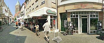 Münsterstraße  Rheine