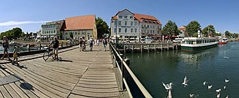 Alter Strom Rostock-Warnemünde