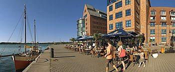 Hafen-Restaurants  Rostock