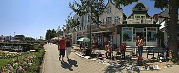 Hafenpromenade Rostock