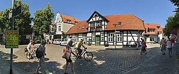 Kirchenstraße Rostock-Warnemünde