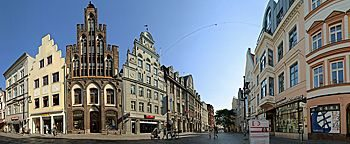 Kröpeliner Straße  Rostock