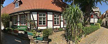 Querstraße Rostock-Warnemünde
