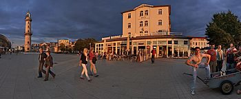 Seepromenade Rostock