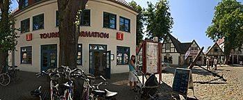 Tourist-Information Rostock-Warnemünde