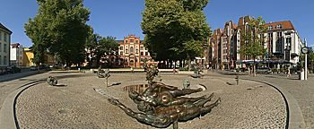 Universitätsplatz  Rostock