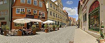Caféhaus Rothenburg ob der Tauber