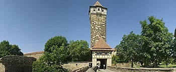 Röderturm  Rothenburg ob der Tauber