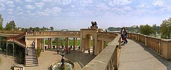 Balustrade Schweriner Schloss Schwerin