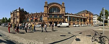 Hauptbahnhof  Schwerin