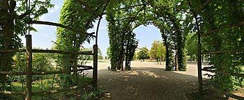 Laubengang Schwerin
