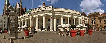 Markt  Schwerin