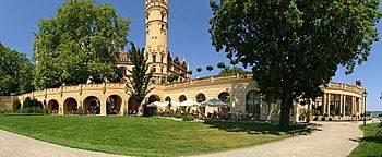 Orangerie-Café Schweriner Schloss Schwerin