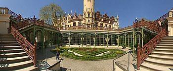 Orangerie Schweriner Schloss Schwerin