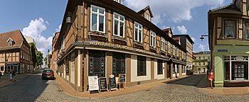 Puschkinstraße Schwerin