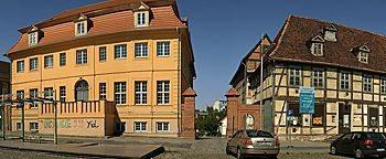 Schelfmarkt Schwerin