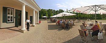 Schlossgarten-Café BUGA 2009 Schwerin