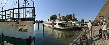 Weisse Flotte  Schwerin