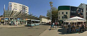 Am Bahnhof Siegen
